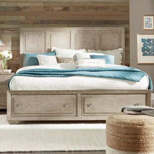Complete Storage Panel Bed by One Allium Way