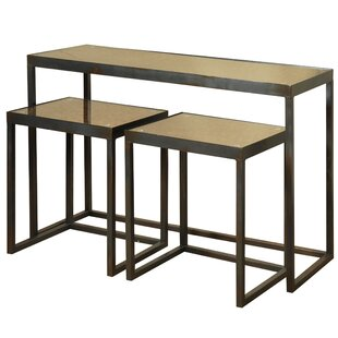 Eliza 3 Piece End Table Set by Foundry Select