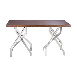 Orren Ellis Delores Stick Leggy Console Table