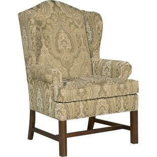 Bainbridge Wingback Chair by Fairfield Chair