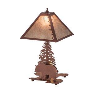 Leafs Edge 21 Table Lamp
