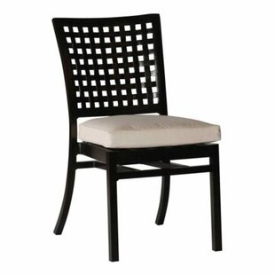 Oxford Patio Dining Chair With Cushion By Summer Clics Great Reviews
