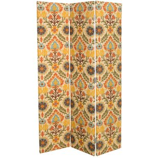 Bungalow Rose Mansour 3 Panel Room Divider