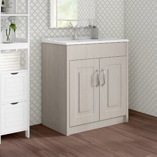 Clairview 800mm Free-standing Vanity Unit By Mercury Row