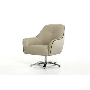 Orren Ellis Coalpit Heath Modern Solid Lounge Chair