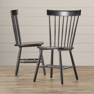 Great Price Brixton Side Chair (Set of 2) by Highland Dunes Reviews (2019) & Buyer's Guide