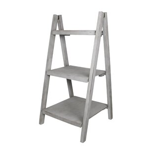 Shabby Elegance Ladder Bookcase by Cheungs