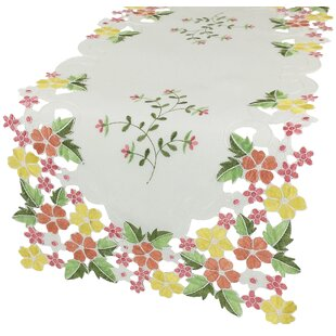 Magdalena Rectangular Table Runner