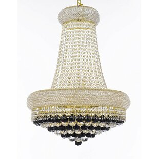 Rosdorf Park Vaughn 15-Light Chandelier