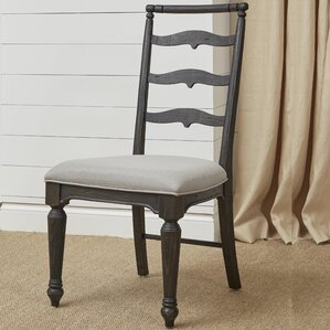 Alona Upholstered Dining Chair (Set of 2)..