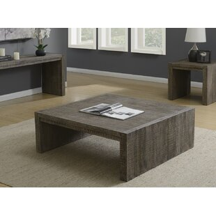 Order Stackpole Coffee Table By Millwood Pines