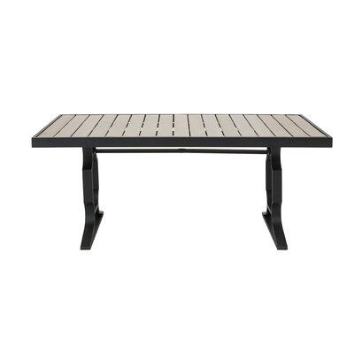 Parkwood  Plastic/Resin  Dining Table by Bay Isle Home Purchase