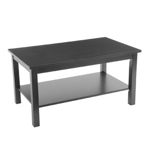 Bay Shore Coffee Table with Shelf by Wildon ..