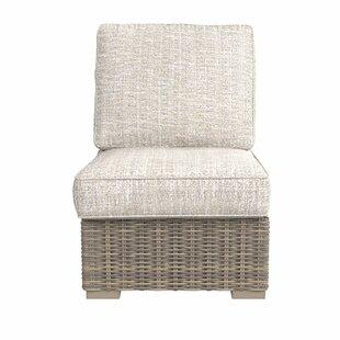 Greyleigh Farmersville Patio Chair with C..