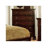 Bayaud 5 Drawer Chest by Darby Home Co