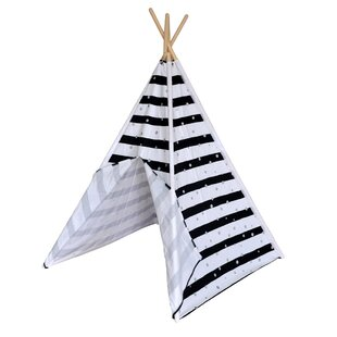 Kid's Wall Teepee Dot Play Teepee