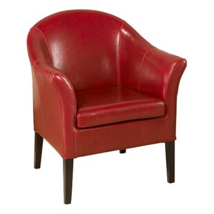 1404 Barrel Chair by Armen Living