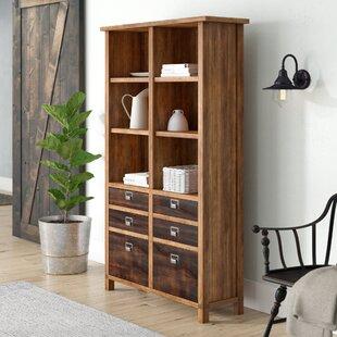 Jodie Standard Bookcase ByLaurel Foundry Modern Farmhouse