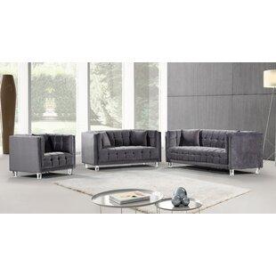 Rosdorf Park Keegan Configurable Living R..