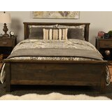 Decker Queen Solid Wood Platform Bed by Foundry Select