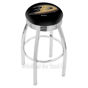 Best Price NHL 25 Swivel Bar Stool by Holland Bar Stool Reviews (2019) & Buyer's Guide