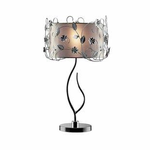 Marvella 1-Light 34 Table Lamp