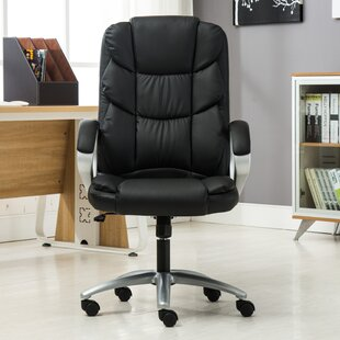 Famis Corp High-Back Executive Chair