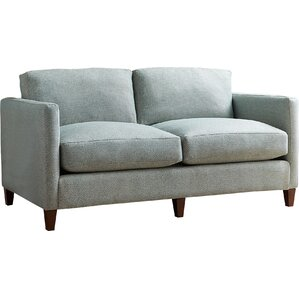 Beau Loveseat by AllModern Custom Upholstery