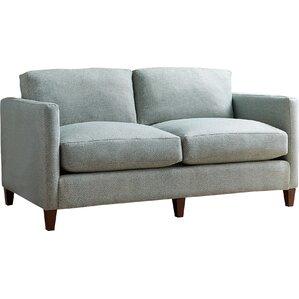 Beau Loveseat by AllModern Custom Upholstery