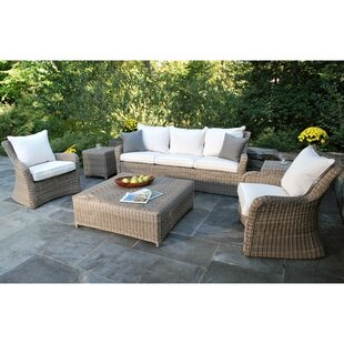 Sag Harbor Patio Sofa with Cushions