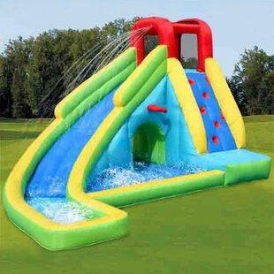 Kidwise Splash'N Play Water Slide