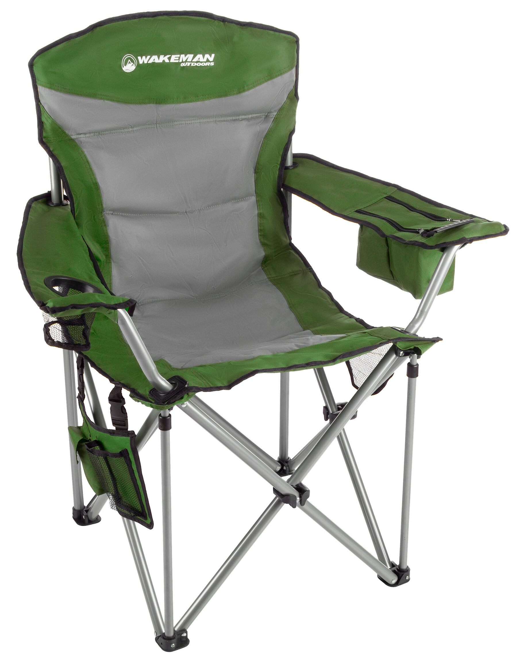 Heavy Duty Folding Camping Chair