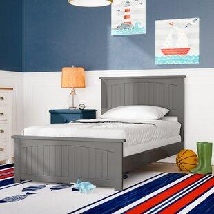 Shop For Graham Platform Bed ByBeachcrest Home