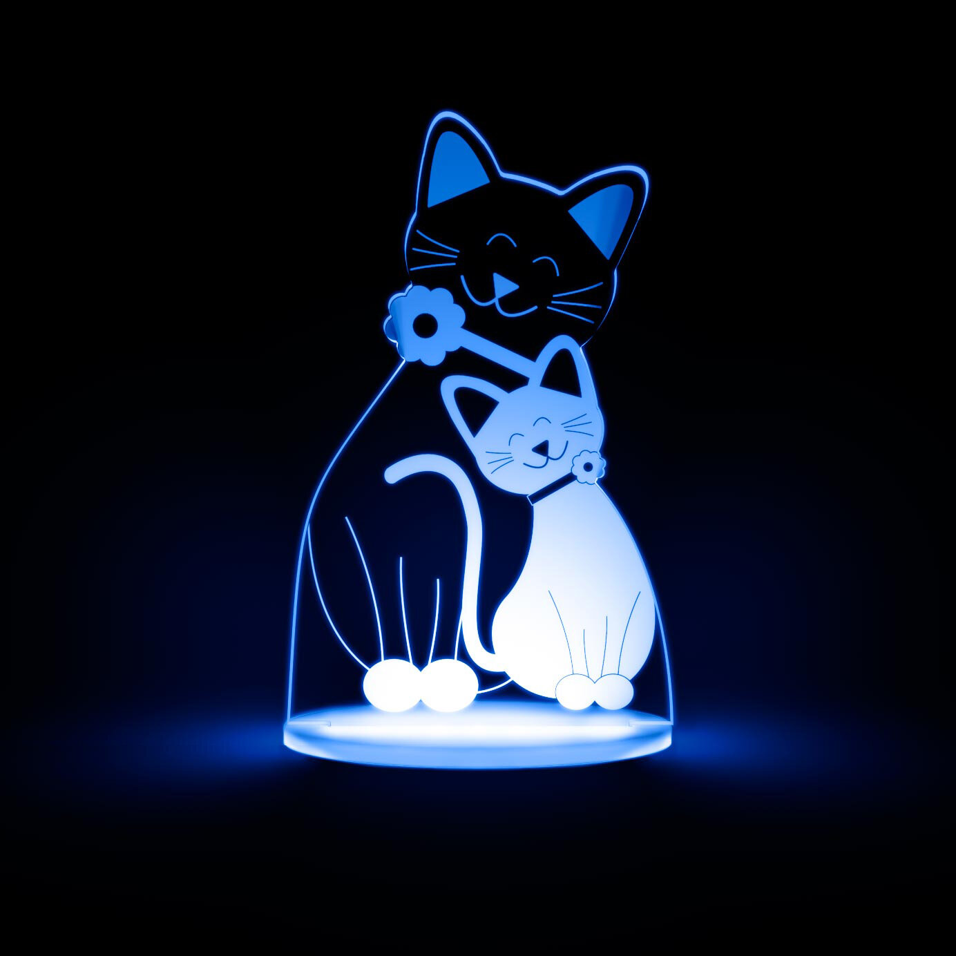 CompassCo Cat LED Night Light  489cb43444