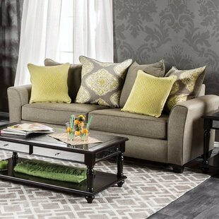 Darby Home Co Eddy Sofa with Loose Back Pillows