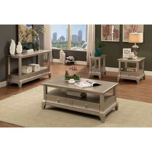 House of Hampton Mcelfresh 4 Piece Coffee Table Set