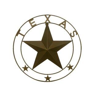 Texas Star Outdoor Wall Decor   Wayfair