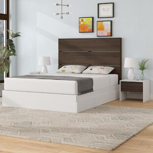 Bourquin Platform Configurable Bedroom Set