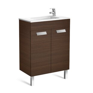 Debba 605mm Wall Mount Vanity Unit By Roca