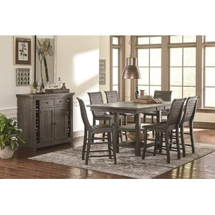 Epine Rectangular Counter Height Dining Table Lark Manor