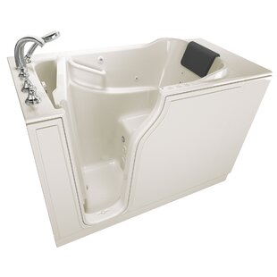 52 x 30 Walk-in Combination Bathtub by American Standard