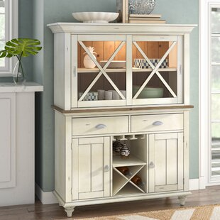 Bridgeview Wood Server by Beachcrest Home