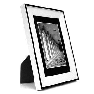 Modern Posh Beveled Picture Frame