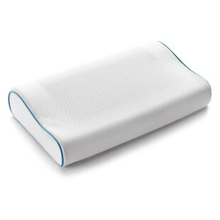 Adira Contoured Firm Memory Foam Bed Pillow