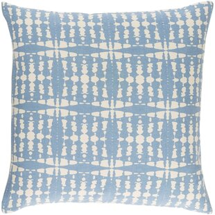 Ridgewood Cotton Throw Pillow