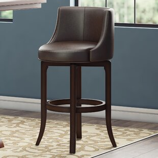 Croskey 29.75 Swivel Bar Stool