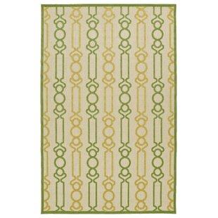 Domingues Gold Indoor/Outdoor Area Rug ByEbern Designs