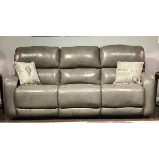 Southern Motion Fandango Leather Reclining Sofa