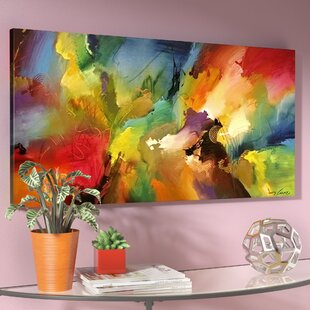 Cosmic Voyage 187 Painting Print