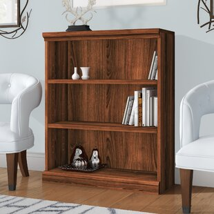 Hanlon Standard Bookcase by Alcott Hill No Copoun